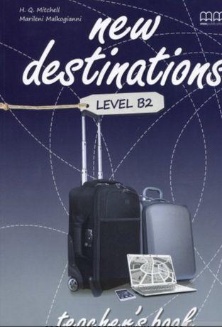 New destination B2 Teacher's book