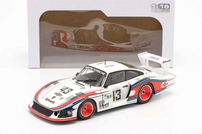 Miniatura- Porsche 935/78 Moby Dick #43 8th 24h LeMans 1978