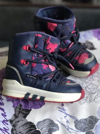 Зимние сапоги, дутики Adidas