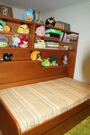 Estúdio com 2 camas