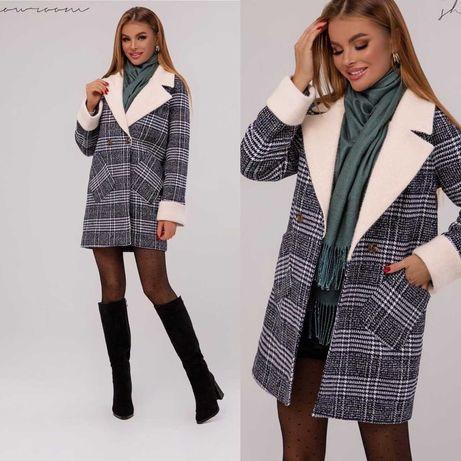 Женское пальто зима