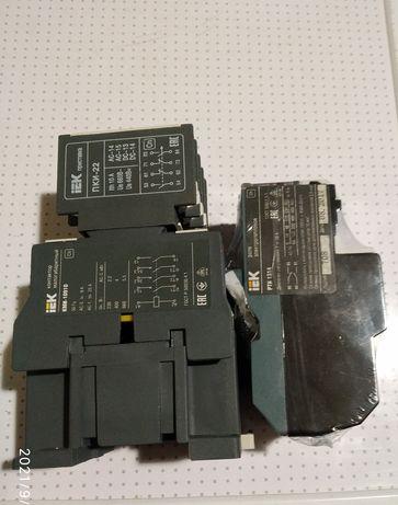 Контактор КМИ-10910 Реле электротепловое Дополнительный контакт