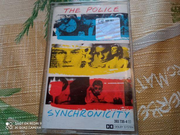 The Police - Synchronicity. Kaseta magnetofonowa