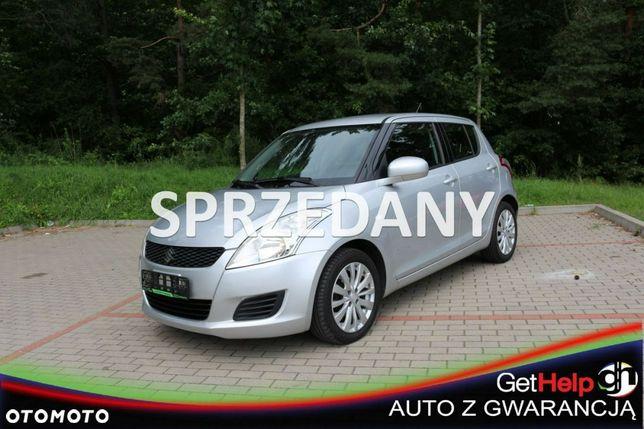 Suzuki Swift , lift • Gwarancja w cenie auta