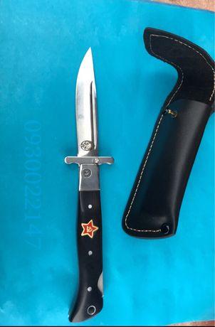 Нож раскладной складной ,финка Нквд