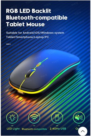 Беспроводная мышь. Аккумулятор. Донгл. Блютус. Андроид. Windows.