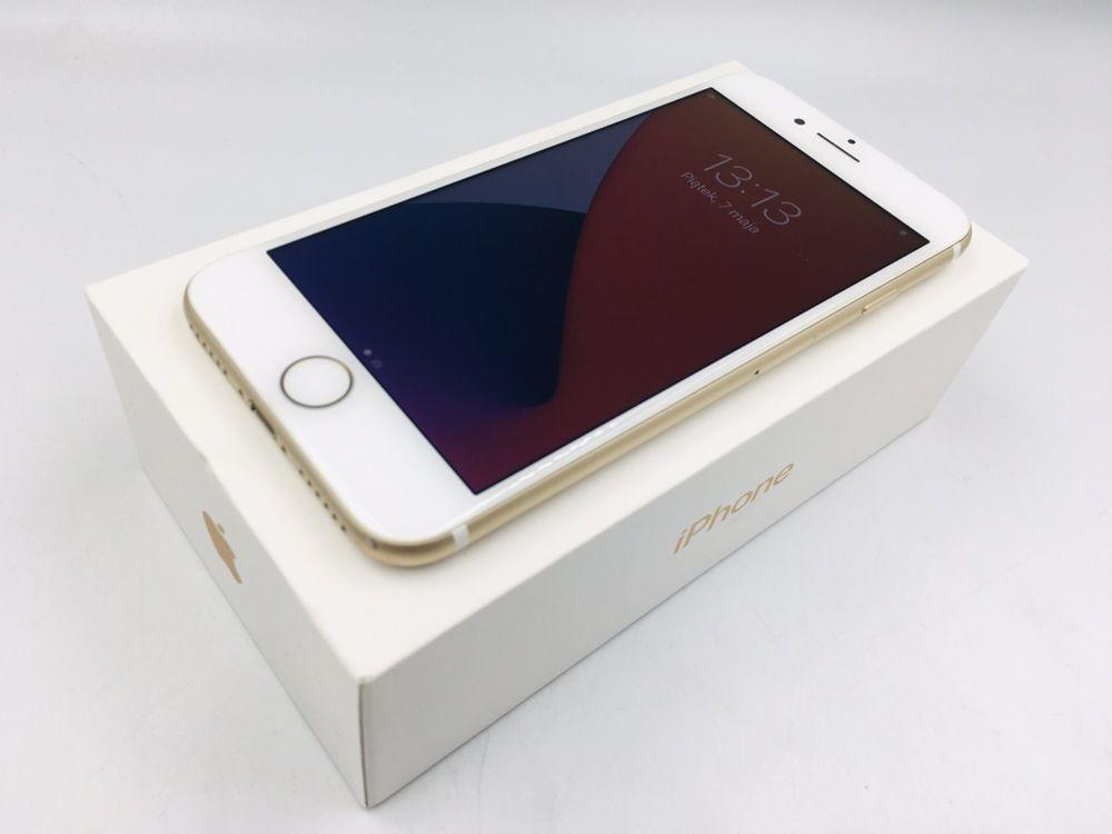 iPhone 7 128GB GOLD • GWAR 12 msc • DARMOWA wysyłka •FAKTURA