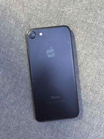 Айфон Iphone 7, black, 256гб