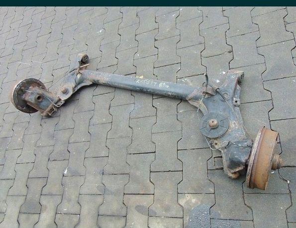 Балка задняя Опель аскона,рулевая рейка,трапеция дворников с моторчико