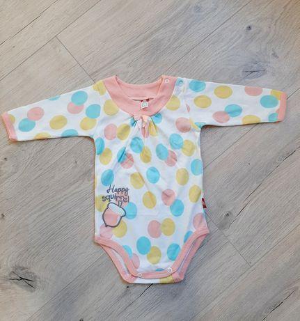 Ubranka dla dziewczynki nowe r 62,68