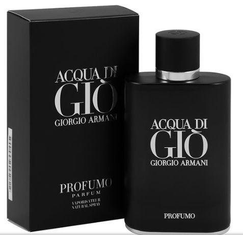 Giorgio Armani Acqua di Gio Profumo. Perfumy męskie EDP 100 ml.