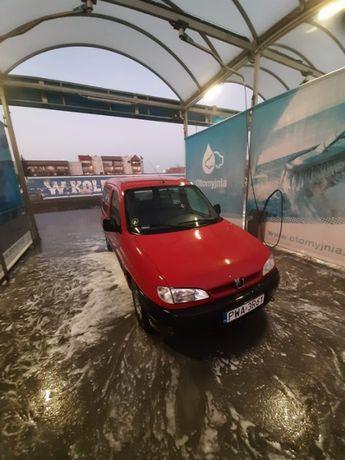 Sprzedam Peugeot Partner 2000 rok 1.9 D