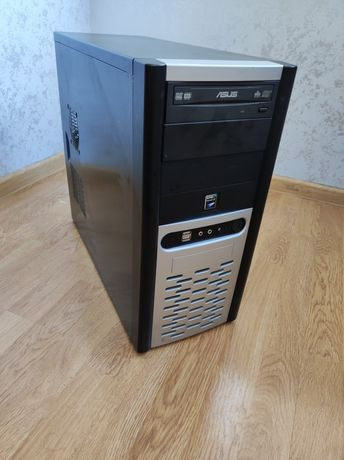 Компьютер(системный блок)4 ядра, 8гб ОЗУ ddr3
