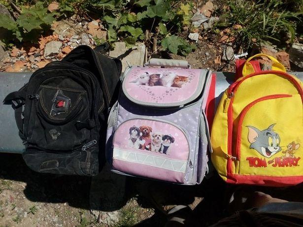 Сумка дорожная рюкзак школьный