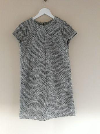 Sukienka Reserved S z krótkim rękawem
