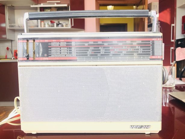 Радіо вінтажне