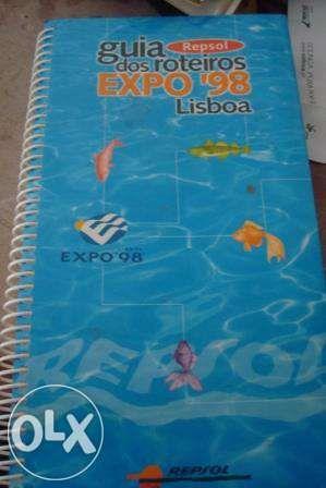 Livro Expo 98