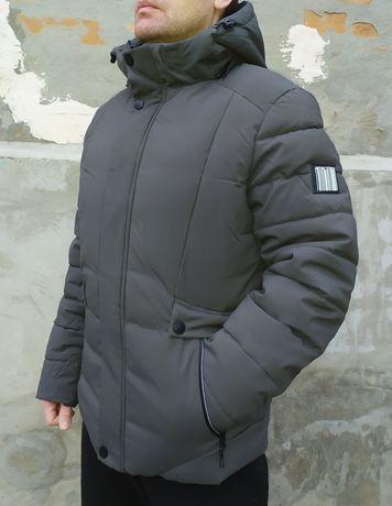 """Мужская зимняя куртка """"Geen"""" р.48,52"""