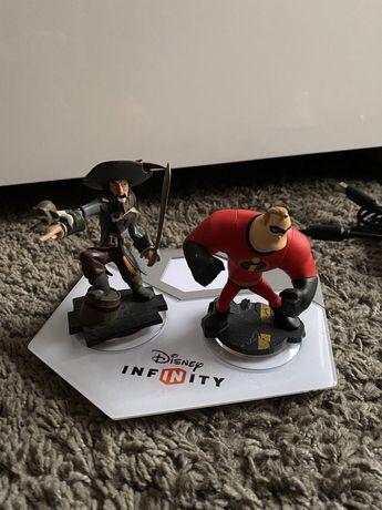 Portal + figurki iniemamocni Disney Infinity Xbox 360 kapitan huk