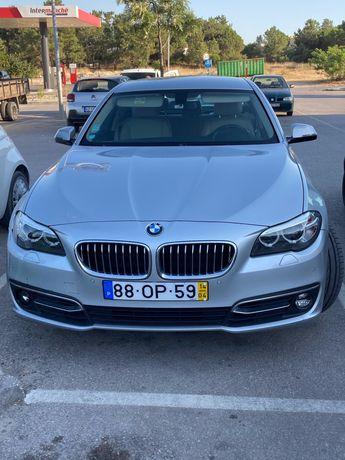 BMW 520d, linha Luxury, todos os extra