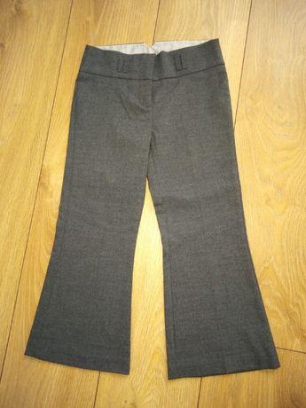 eleganckie spodnie z szerokimi nogawkami rozm. 110 George