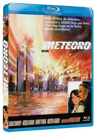 Meteoro/Meteoro(Blu-Ray)-Importado