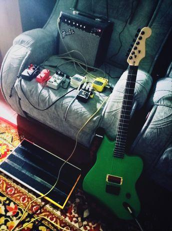 Гітарист, приєднаюсь до гурту