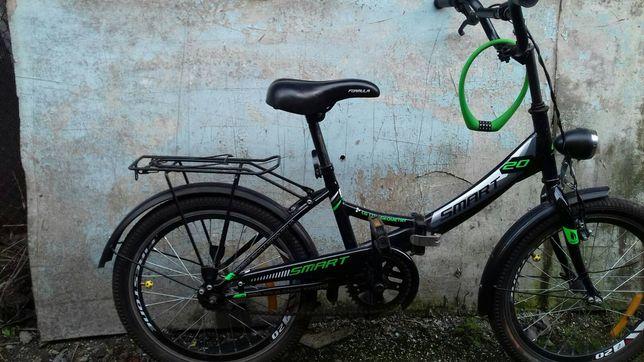 Велосипед Smart city geometry