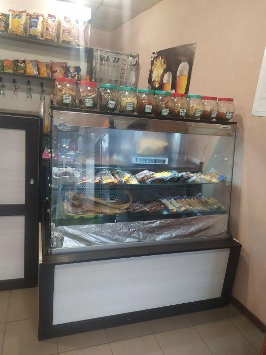 Продам витрину холодильную б/у Запорожье - изображение 1