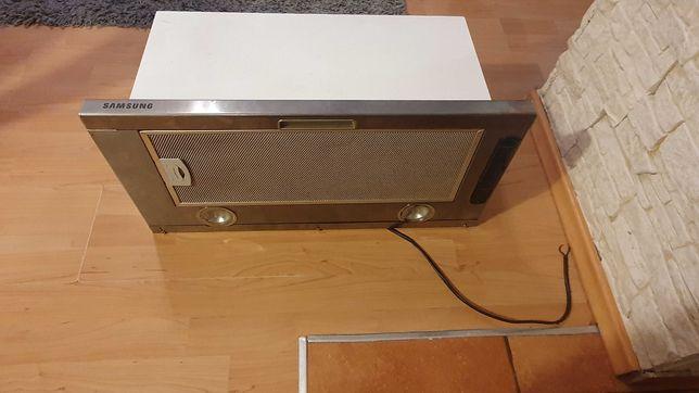 OKAZJA Okap kuchenny teleskopowy szafkowy Samsung HB6247SX 470m