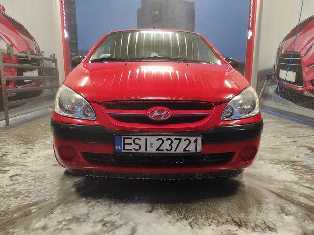 Hyundai getz 2006 1.1/68km