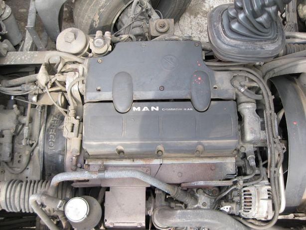 Двигатель Man TGL D0836;D0834 Common Rail