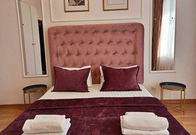 Nowy apartament 3pok dla 4-5 gości. Centrum, 450m od plaży