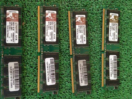 Memórias RAM KVR400 (4GB)