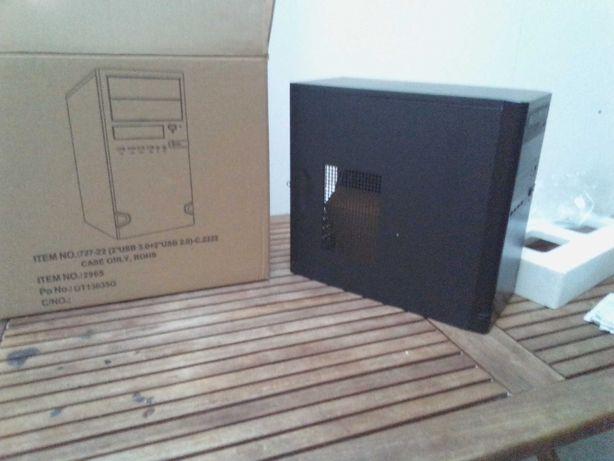 Caixa de PC Nova e embalada