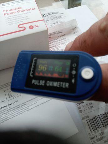 Пульсоксиметр сертифікований