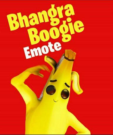 Bhangra Boogie emotka Fortnite