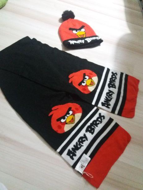 H&M Angry Birds zestaw z Anglii