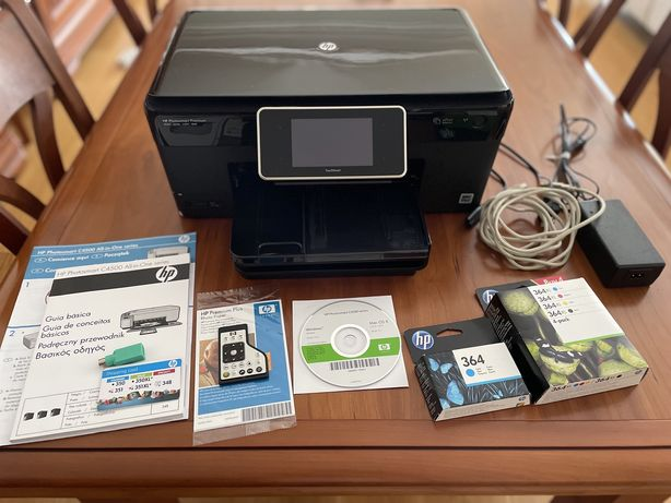 Hp Fhotosmart c4500 All-in-One series
