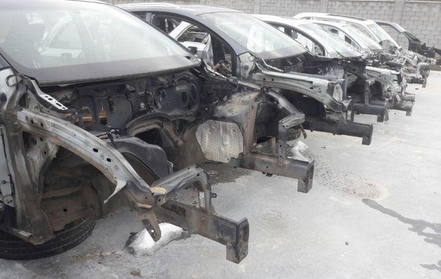 Порог Пороги Ланжерон Четверть Кузов Audi Q7/Volkswagen Touareg Туарег