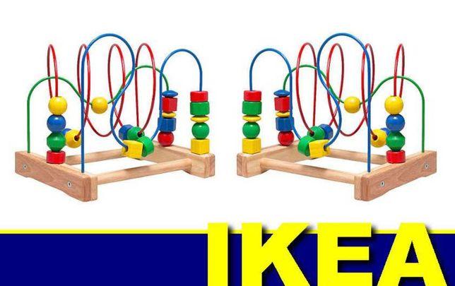 Ikea MULA przeplatanka kolejka jak nowa