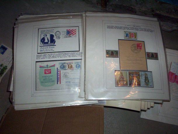 Wybitni Polacy na znakach pocztowych świata