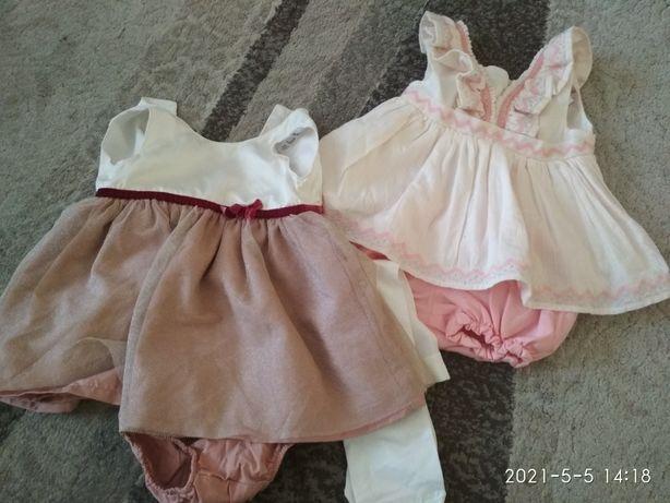 Sukieneczki 3-6 miesiąca