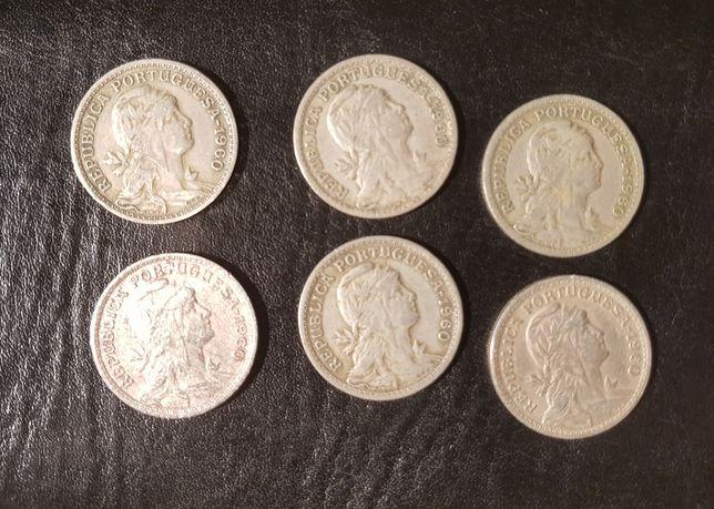 Moedas 50 Centavos 1960 (Bom Estado)