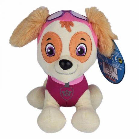 Мягкая игрушка щенок Скай - Щенячий патруль 20 см. Детские игрушки