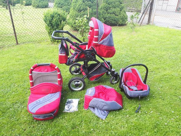 Wózek dla dziecka+pościel gratis