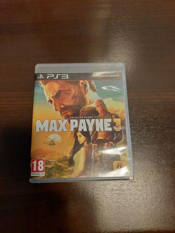PS3 MAX PAYNE 3 / PlayStation 3