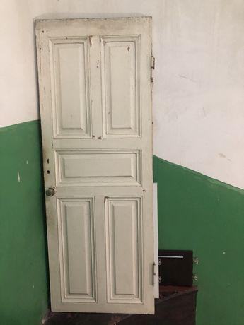 Старинная дверь деревянная из дома Бернадацци (Одесса)