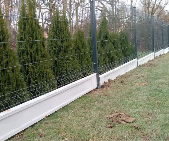 ogrodzenie panelowe 3d panele ogrodzeniowe panel z montazem