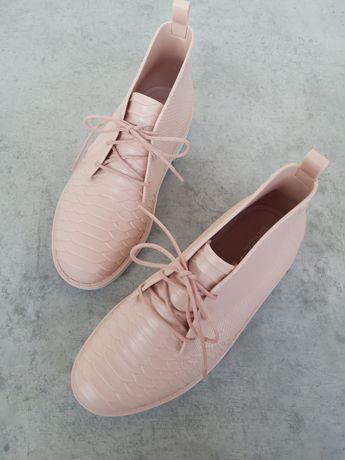 Резиновые сапоги ботинки Melissa Boot Python Baja East р37, Бразилия